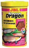 Зоомагазин - продукт NovoDragon (Shrimp) - Основна храна за риба дракон /Arowana/-гранула